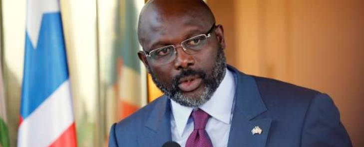 President Weah Motivates In-Training Protocol Officers