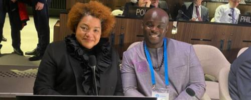 Liberia Elected Vice-Chair at the UNESCO Education Commission